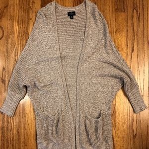 American Eagle knit 3/4 sleeve sweater